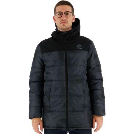 Pánska zimná bunda - Lotto JACKET CERVINO PAD HD PRT 2 PL - 5