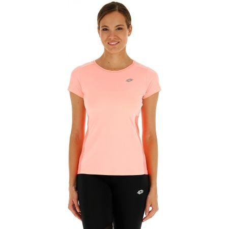 Dámske športové tričko - Lotto SPEEDRUN W II TEE PL - 4