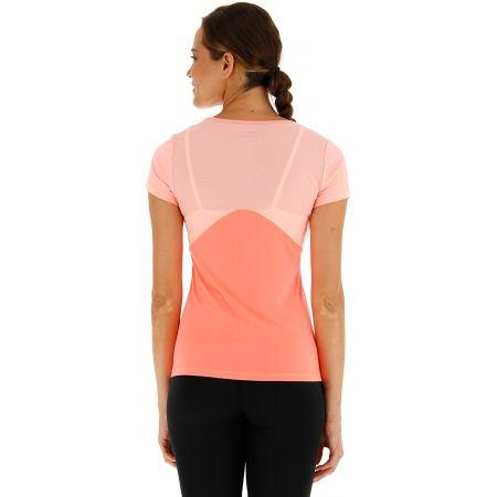 Dámske športové tričko - Lotto SPEEDRUN W II TEE PL - 5