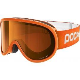 POC POCITO RETINA SLUORESCENT - Kids' ski goggles