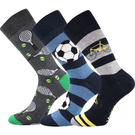 Voxx S-BOX MEN'S 3-PACK - Men's socks