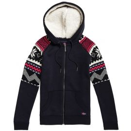Superdry COURCHEVEL ZIP THRU HOODY