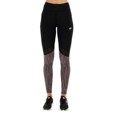 Női legging - Lotto SPEEDRUN W II LEGGING PRT PL - 4