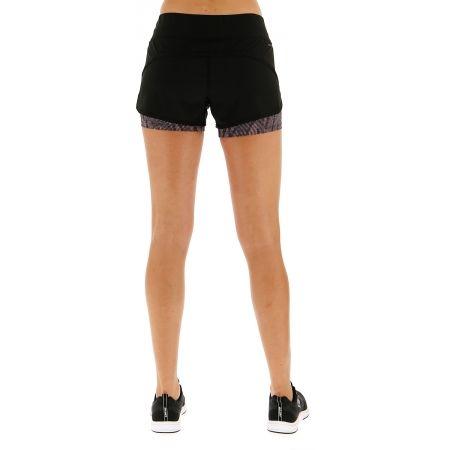 Pantaloni scurți damă - Lotto SPEEDRUN W II SHORT PL - 5