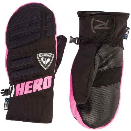 Juniorské lyžařské rukavice - Rossignol JR RACE IMPR M - 2