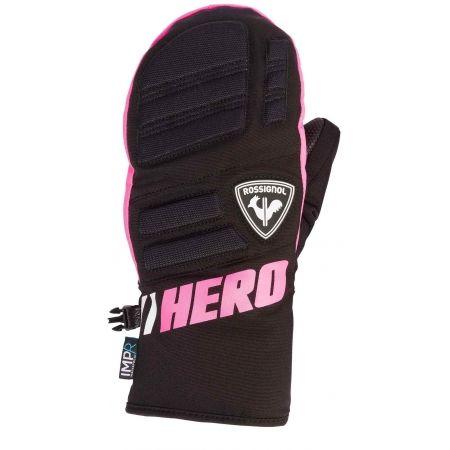 Juniorské lyžařské rukavice - Rossignol JR RACE IMPR M - 1