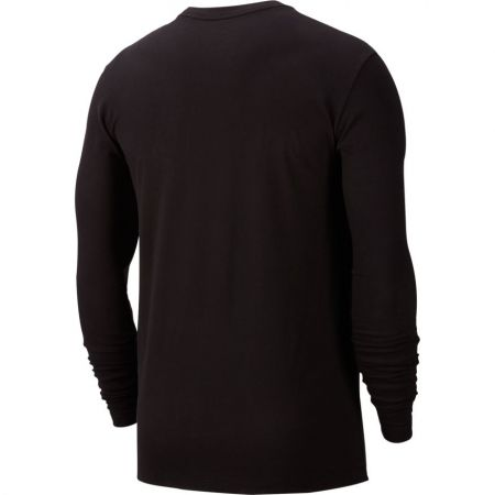 Pánské běžecké tričko - Nike DRY TEE LS DFCT SWSH RUN M - 2