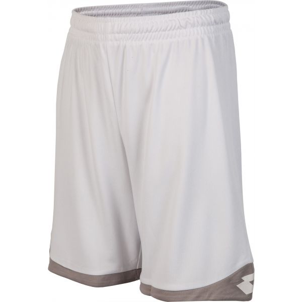 Lotto SHORT DELTA PLUS JR fehér M - Fiú short