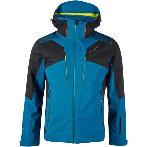 Fischer JACKET HANS KNAUSS M modrá XXL - Pánská lyžařská bunda