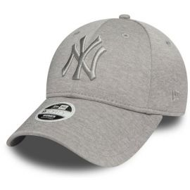 New Era 9FORTY W MLB JERSEY HEATHER WMN NEW YORK YANKEES - Women's club baseball cap