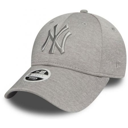 New Era 9FORTY W MLB JERSEY HEATHER WMN NEW YORK YANKEES - Dámská klubová kšiltovka