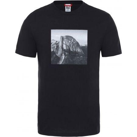 Мъжка блуза - The North Face L/S WASHED BT-EU M - 1