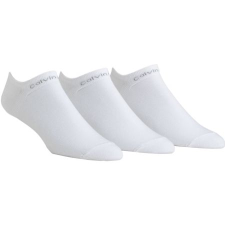 Calvin Klein 3PK NO CUSHION LINER - Herrensocken