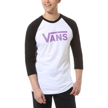 Pánske tričko s 3/4 rukávom - Vans MN VANS CLASSIC RAGLAN - 2