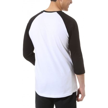 Pánske tričko s 3/4 rukávom - Vans MN VANS CLASSIC RAGLAN - 3