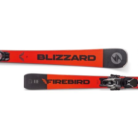 Sjezdové lyže - Blizzard FIREBIRD TI + TPC 10 DEMO - 5