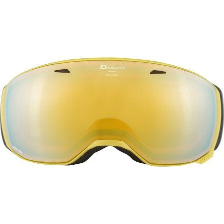Ochelari de schi coborâre - Alpina Sports ESTETICA HM - 2