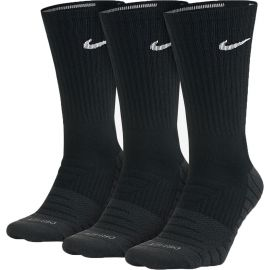 Nike UNISEX NIKE EVERYDAY MAX CUSHION CREW TRAINING SOCK (3 PAIR) - Unisex ponožky