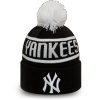 Pánska čiapka - New Era BLB BOBBLE KNIT NEW YORK YANKEES - 1