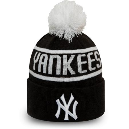 New Era BLB BOBBLE KNIT NEW YORK YANKEES - Pánska čiapka
