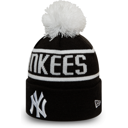 Pánska čiapka - New Era BLB BOBBLE KNIT NEW YORK YANKEES - 2