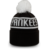 Pánska čiapka - New Era BLB BOBBLE KNIT NEW YORK YANKEES - 4