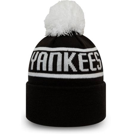 Pánska čiapka - New Era BLB BOBBLE KNIT NEW YORK YANKEES - 4