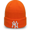 Unisex zimní čepice - New Era MLB LEAGUE ESSENTIAL CUFF KNIT NEW YORK YANKEES - 1