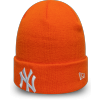 Unisex zimní čepice - New Era MLB LEAGUE ESSENTIAL CUFF KNIT NEW YORK YANKEES - 2