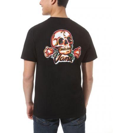 Pánske tričko - Vans MN BAD TRIP SS - 3