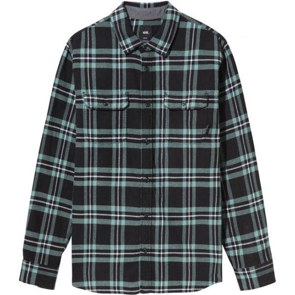 Vans MN WESTMINSTER černá S - Pánská košile