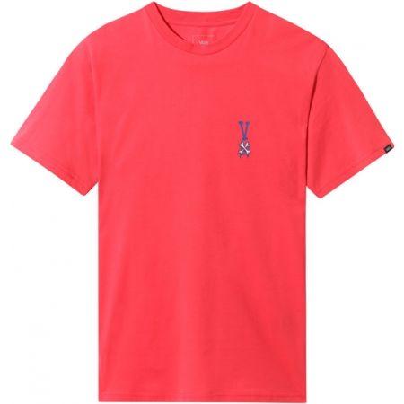 Pánske tričko - Vans MN COURT CARD SS - 1