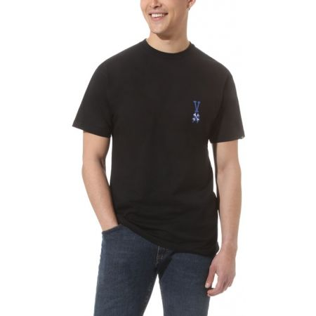 Pánske tričko - Vans MN COURT CARD SS - 2