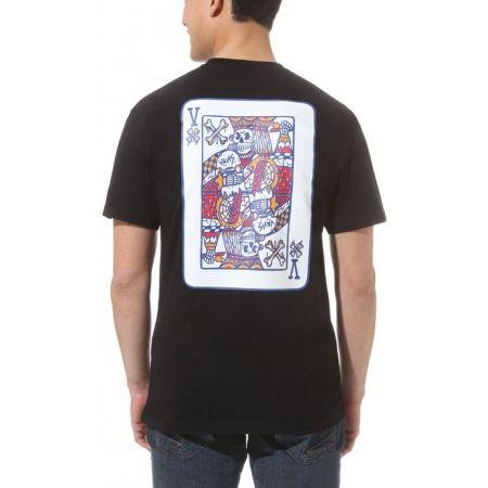 Pánske tričko - Vans MN COURT CARD SS - 3