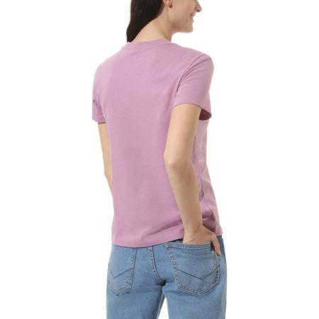 Dámské tričko - Vans WM ATTENDANCE CREW TEE - 3
