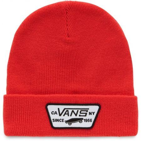 Unisex zimní čepice - Vans MN MILFORD BEANIE - 1