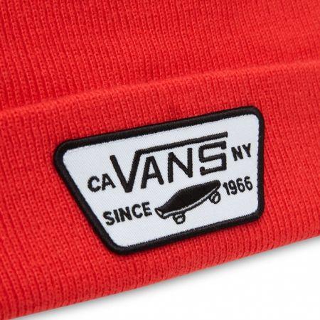 Unisex zimní čepice - Vans MN MILFORD BEANIE - 2
