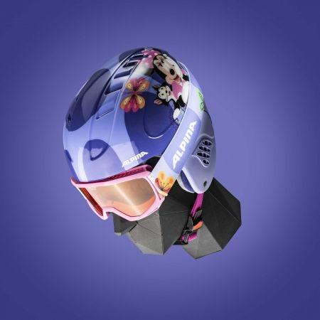 Dětský lyžařský set - Alpina Sports CARAT DISNEY SET MINNIE - 5