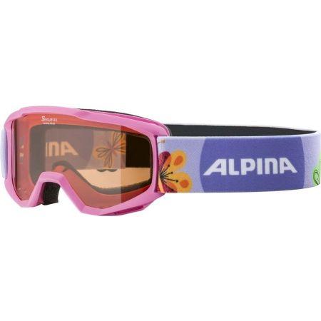 Dětský lyžařský set - Alpina Sports CARAT DISNEY SET MINNIE - 2