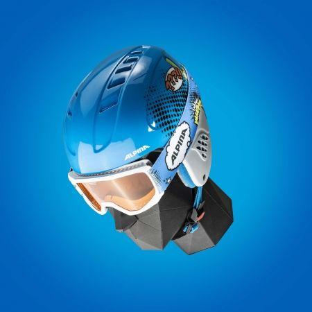 Detský lyžiarsky set - Alpina Sports CARAT DISNEY SET DONALD - 5