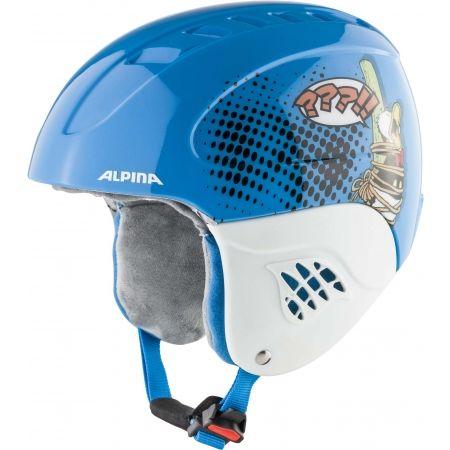 Alpina Sports CARAT DISNEY SET DONALD - Zestaw narciarski dziecięcy