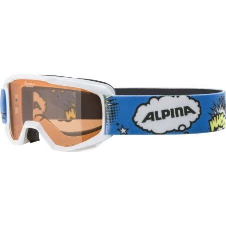 Detský lyžiarsky set - Alpina Sports CARAT DISNEY SET DONALD - 2