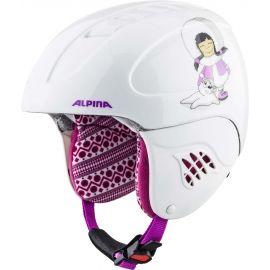 Alpina Sports CARAT - Detská lyžiarska prilba