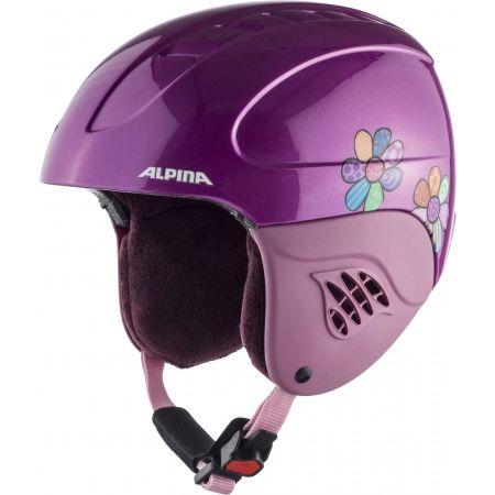 Detská lyžiarska prilba - Alpina Sports CARAT - 1