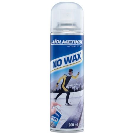 Holmenkol NO WAX ANTI ICE + GLIDER SPRAY - Anti-freeze for ski base