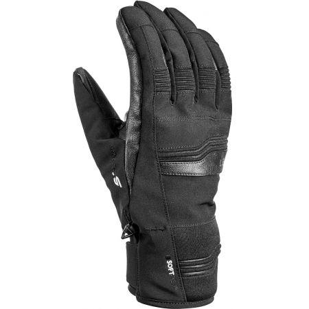 Unisexové lyžařské rukavice - Leki CERRO S - 1