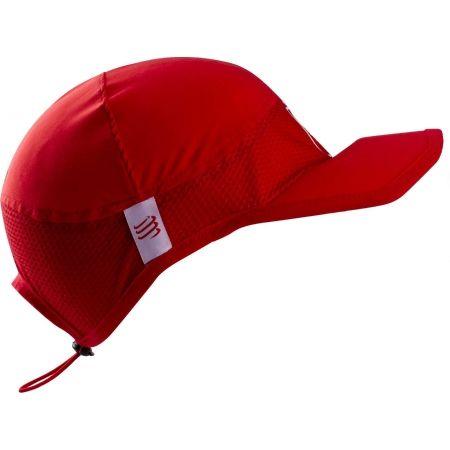 Шапка с козирка - Compressport PRO RACING ULTRALIGHT CAP - 3