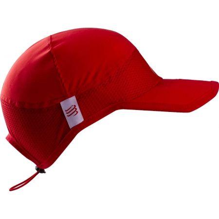 Шапка с козирка - Compressport PRO RACING ULTRALIGHT CAP - 4