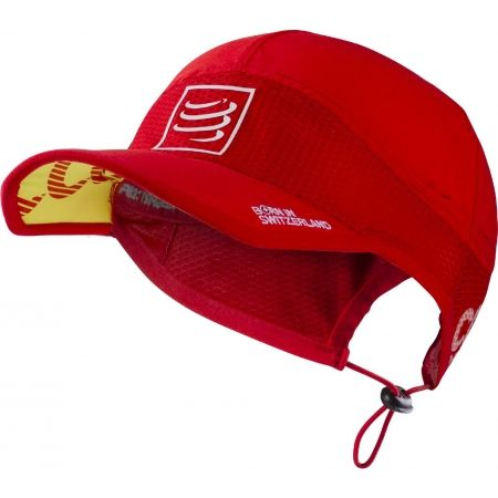 Compressport PRO RACING ULTRALIGHT CAP - Czapka z daszkiem do biegania