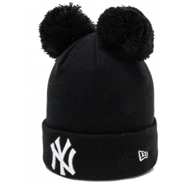 New Era MLB KIDS DOUBLE BOBBLE KNIT NEW YORK YANKEES